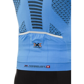 X-Bionic Twyce Maillot manches courtes Homme, french blue/black